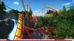 Corsica Park - Planet Coaster - 39