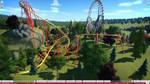 Corsica Park - Planet Coaster - 40