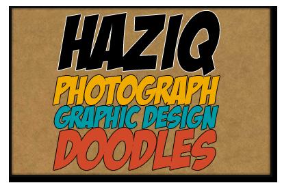 Deviant ID 3 by haziq143