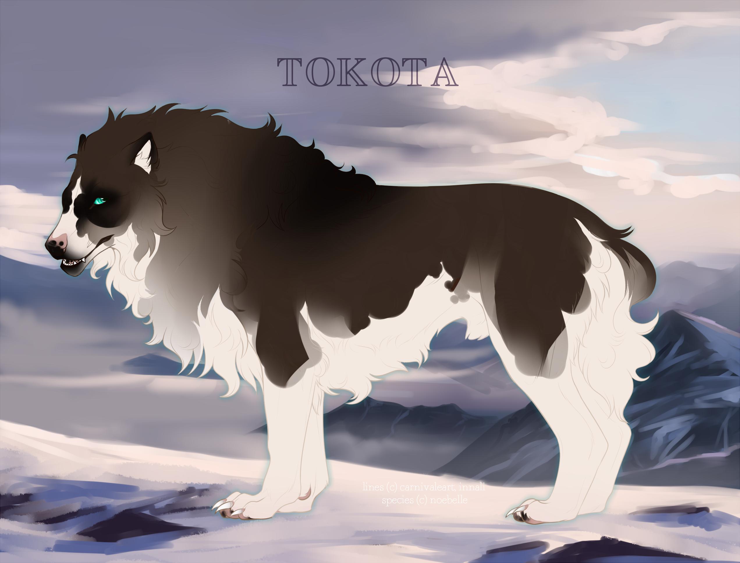 Roni 10006 by TotemSpirit