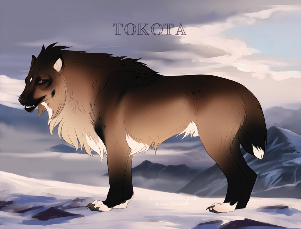 Kai 10609 by TotemSpirit