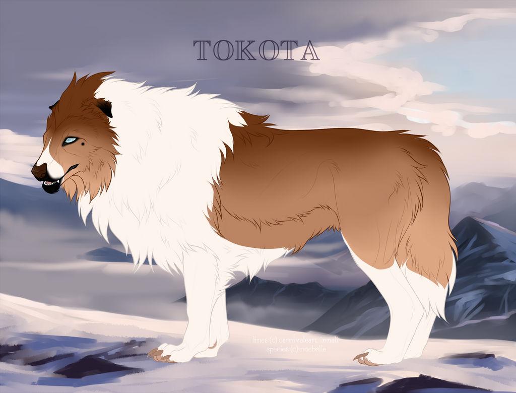 AKW's Lassie 36654 by TotemSpirit