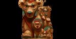 Liontotemtopper By Lightningspam-dcwnibx by TotemSpirit