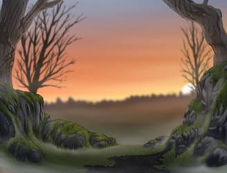 Maiksuk Meadow by TotemSpirit