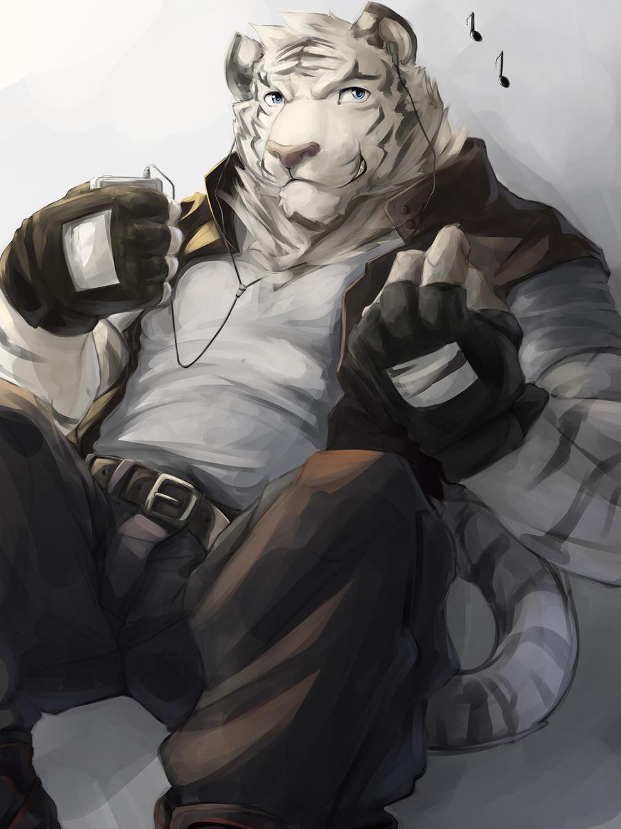 Tiger Ralph by Cinna-Tree