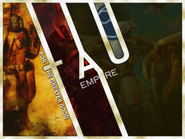 Tau Wallpaper by Alumi