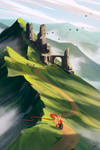 1 hour speed paint