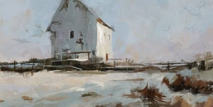 Master study from the great Tibor Nagy