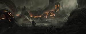 Alien planet exploration 1