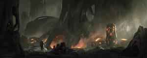Alien planet exploration 2
