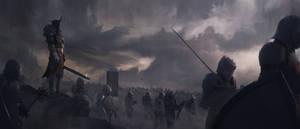 King Arthur Keyshot 1