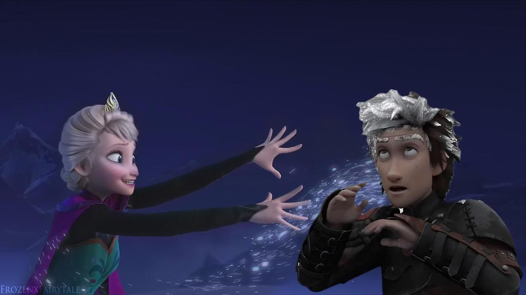 Disney frozen let it go e imágenes de elsa y ana - YouTube