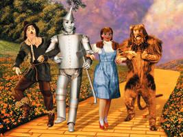 The wonderful Wizard of Oz?! by FrozenxFairytale