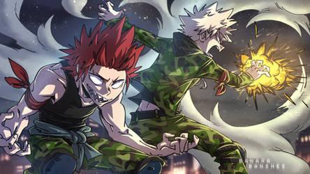 My Hero Academia - Fight! (2/2)