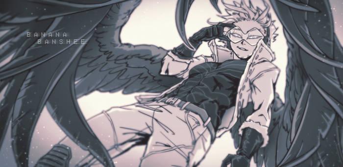 Hawks - My Hero Academia