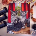 Aceo for Dragarta