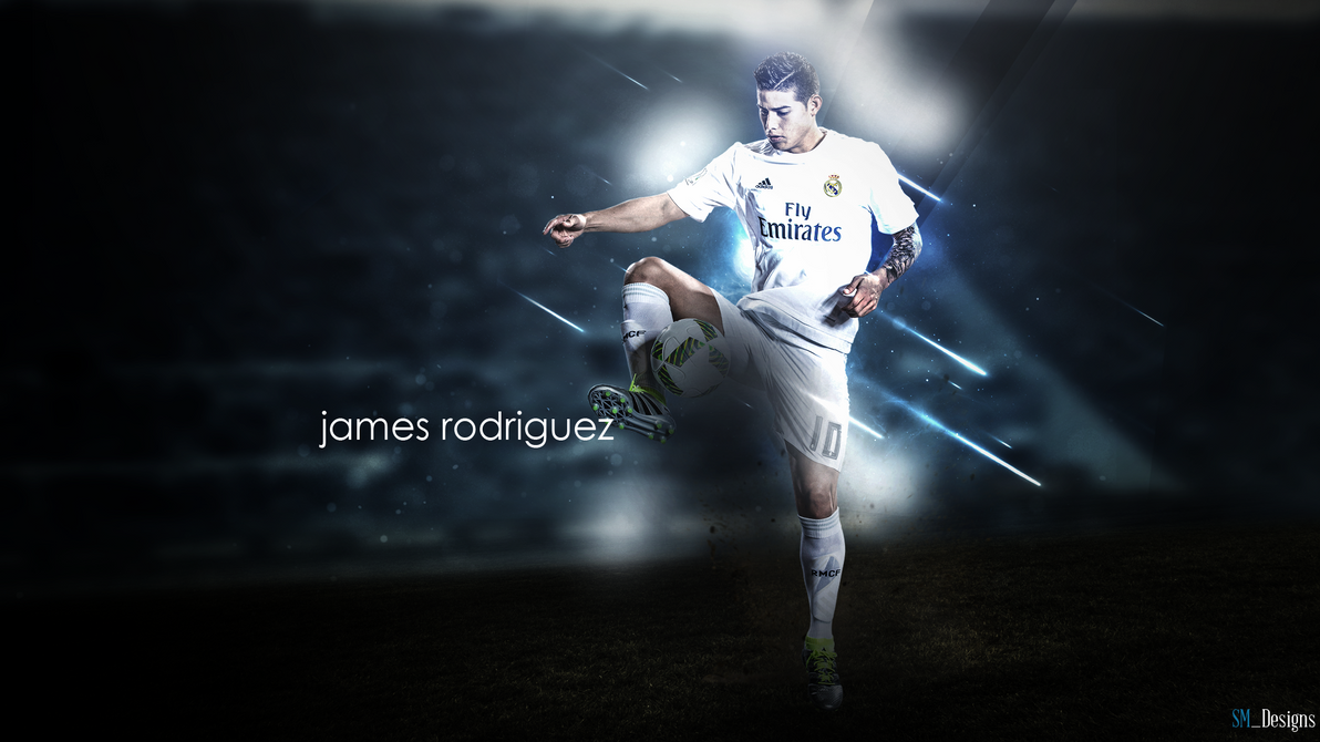 James rodriguez wallpaper by shivammathers on deviantart - James rodriguez wallpaper hd ...