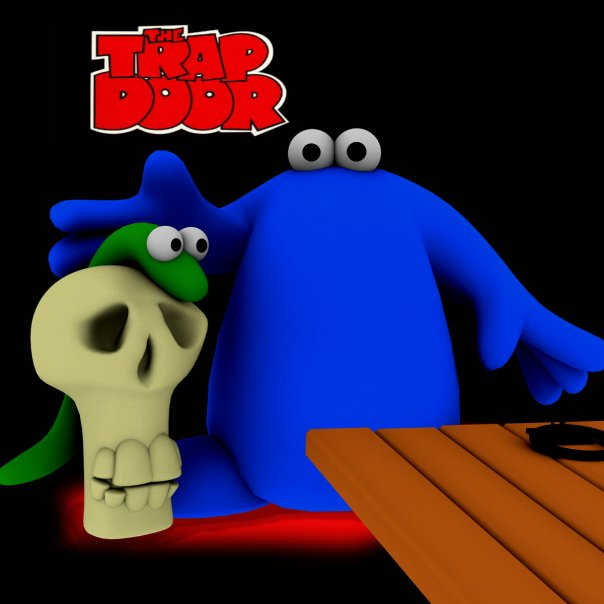 The Trap Door by RetroDevil