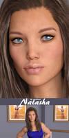 Natasha [Free Character morph]