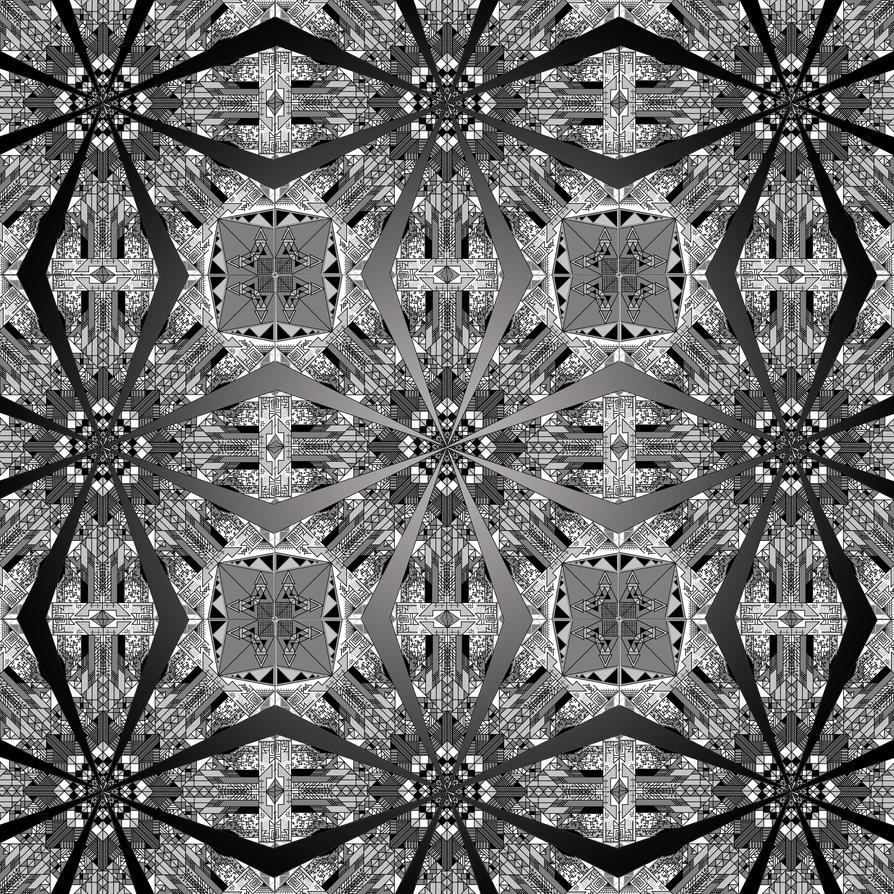 my second mandala by jinxes0curses