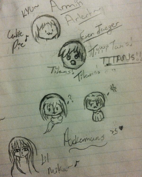 Random Doodles by UpAllNightToGet-Loki