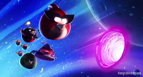 angry birds space by rosiglamour d4ty6qm Download Angry Birds Space Wallpaper for PC, iPhone and Mobiles