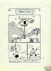 junk comics by brianskywalker