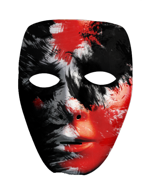 Halloween mask Design #3 by BlackStar994 on DeviantArt