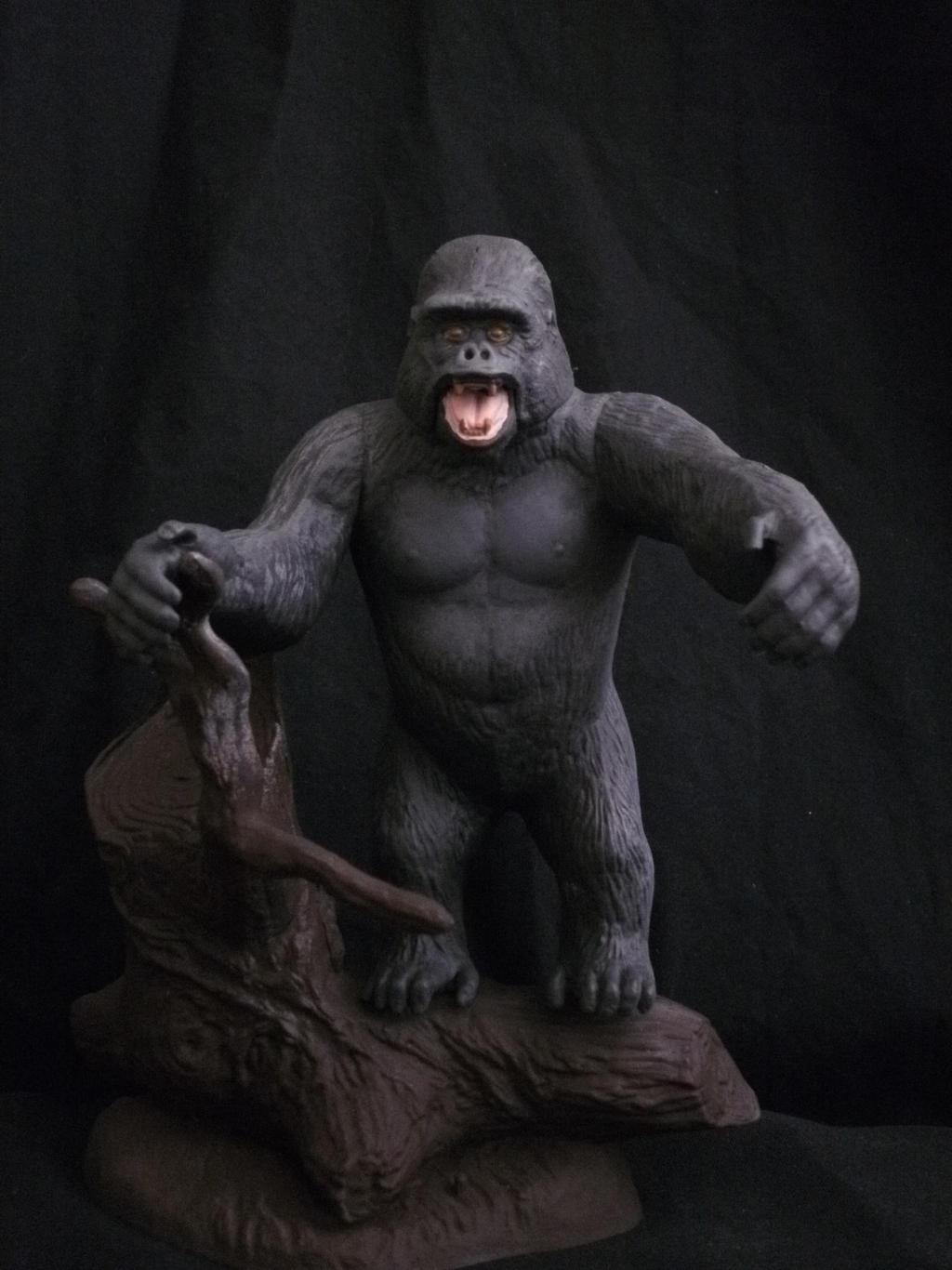 enDANGERed Mountain Gorilla_ala Revell