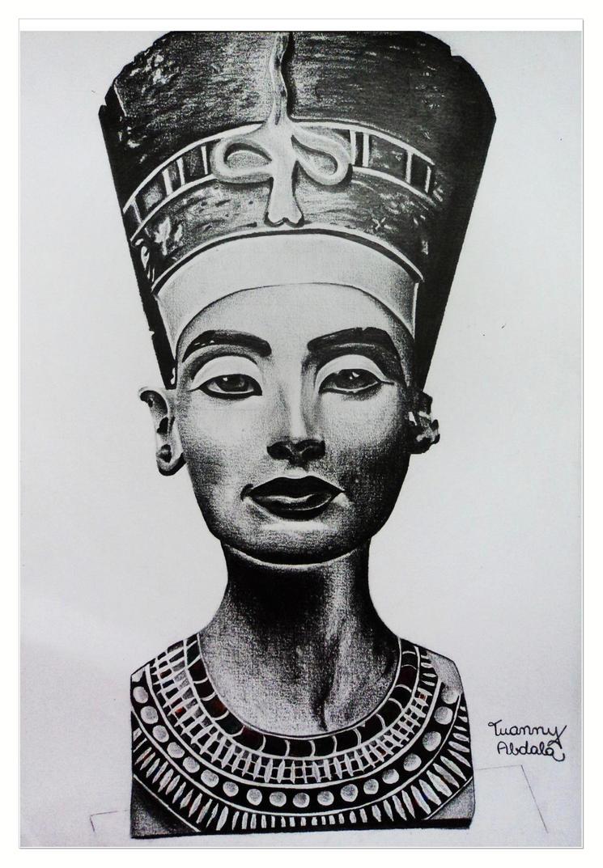 Nefertiti by annygreen