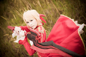 Saber Nero - 1 by baby-ruby