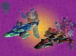 Crossformers - colour