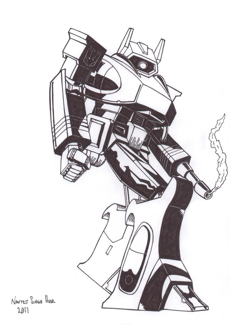 image gallery of transformers coloring pages shockwave