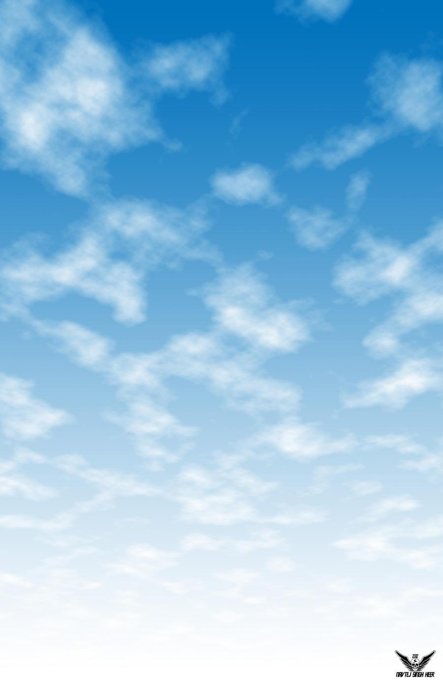Sky Background By Hellbat On DeviantArt