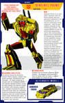 Sentinel Prime collab
