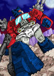 Joe Teanby's Powermaster Prime colours