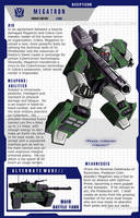 G2 Megatron profile by hellbat