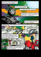 Marvel Transformers Tribute page 1 - colours by hellbat
