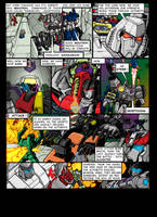 Marvel Transformers Tribute page 2 - colours by hellbat