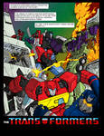 Marvel Transformers Tribute page 3 - colours