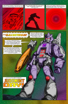 Transformers the Movie 1 page 31 - colours