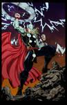 Colour Battle Thor