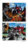 Ultimate Battle page 3 colours