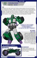 Taranachus profile by hellbat
