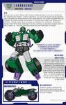 Taranachus profile