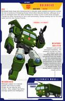 G1 Bulkhead profile by hellbat