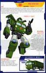G1 Bulkhead profile