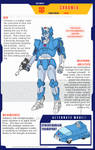G1 Chromia profile collab