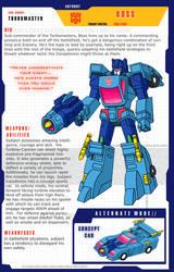 Turbomaster Boss collab