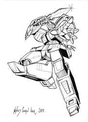 Dinobot Slash by hellbat